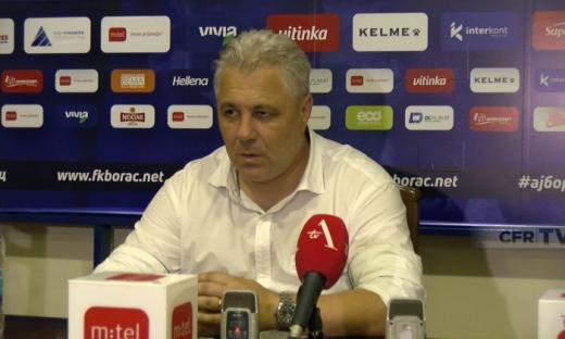 Șumudică, răspuns pentru cei care l-au criticat după Borac Banja Luka – CFR Cluj 2-1