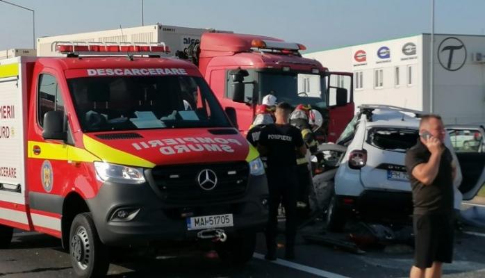 Topul celor mai grave accidente petrecute în România în ultimii ani