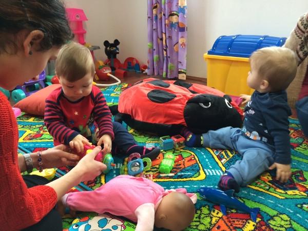 Compensații financiare pentru copiii care nu prind loc la creșă, în Florești