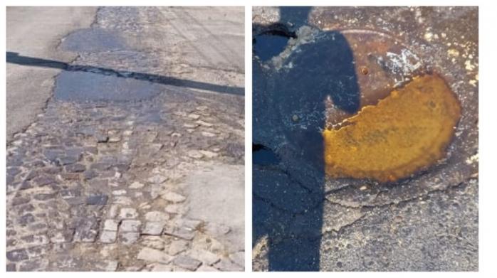Un restaurant din Cluj aruncă uleiul uzat în canal. 1 litru de ulei poate să polueze 1 milion de litri de apă