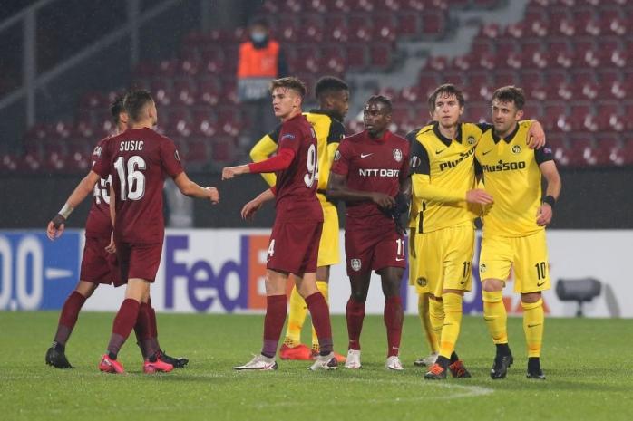 Când se joacă CFR Cluj – Young Boys Berna în turul 3 preliminar din Liga Campionilor. Câte bilete se vând la meci