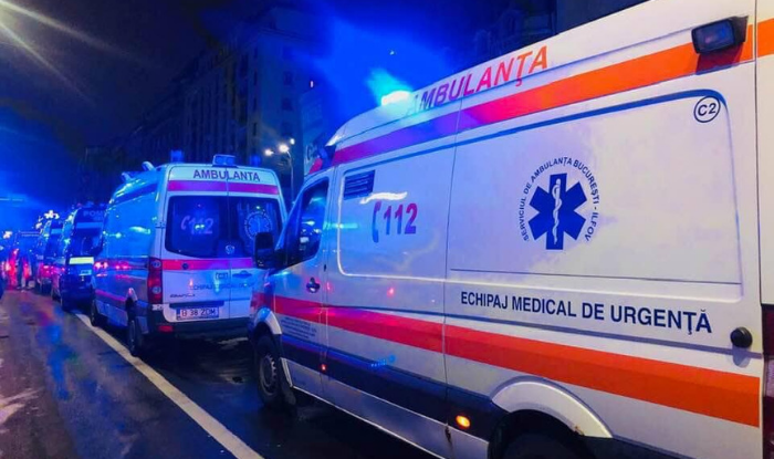 EXCLUSIV. ACCIDENT ȘOCANT în Cluj-Napoca! Un copil a fost strivit de un cilindru compactor
