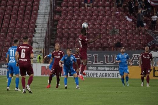 3 din 3 pentru CFR Cluj! Alibec, primul gol în tricoul campioanei