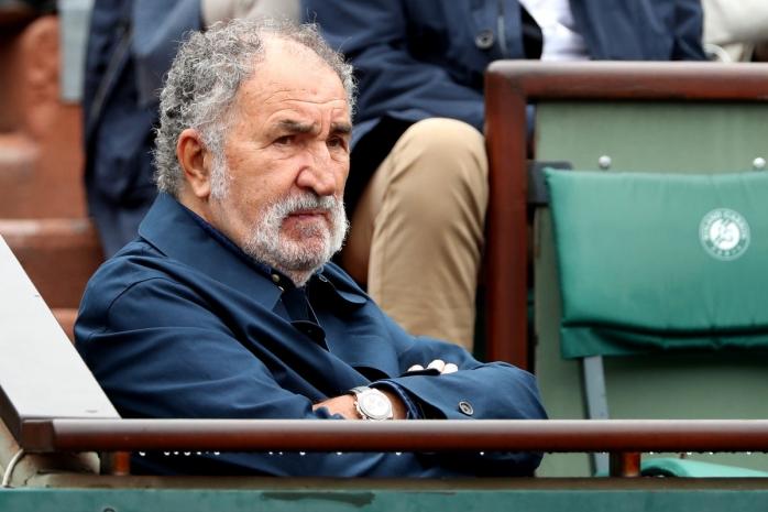 Boc, certat de Țiriac după ce a anunțat că face Centru Regional de Tenis