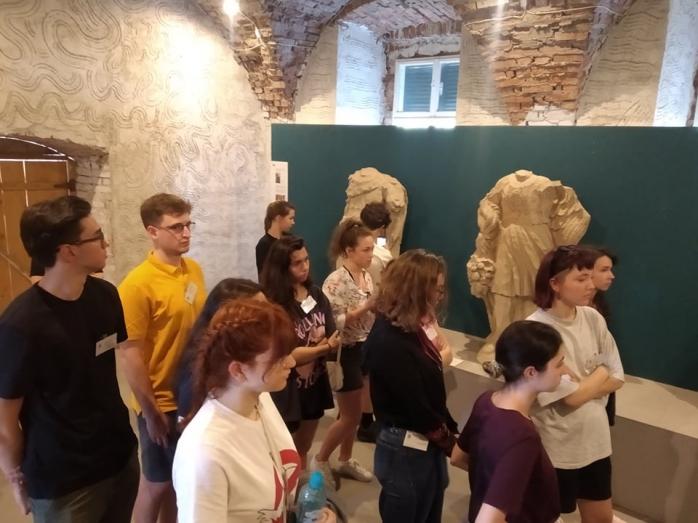 """Castelul Bánffy din Bonțida devine un """"șantier-școală"""" vara aceasta"""