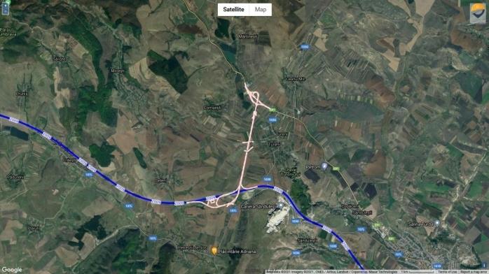 Aviz de mediu în regim de urgență pentru Drumul Expres DN1-A3 Tureni, promite un deputat clujean