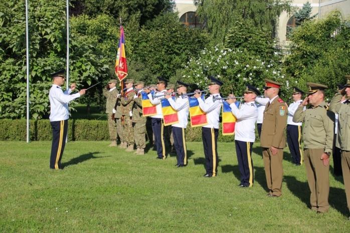 """Divizia 4 Infanterie """"Gemina"""" sărbătorește 105 ani"""