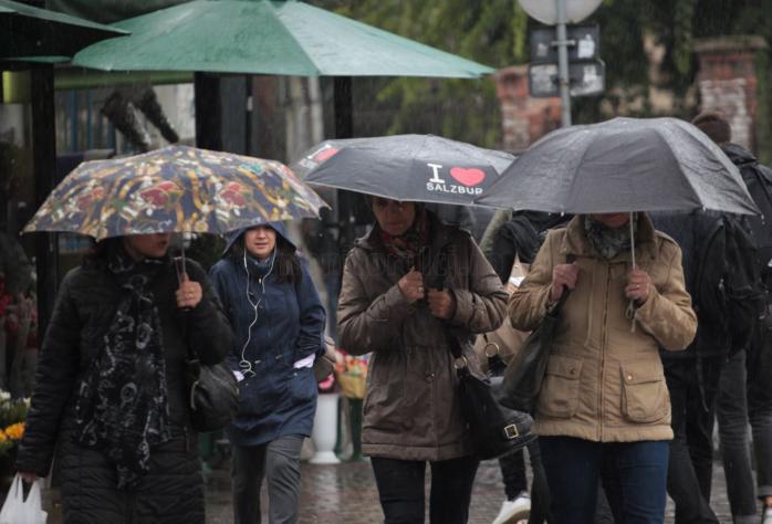 Prognoza Meteo la Cluj! Când vine un nou val de ploi