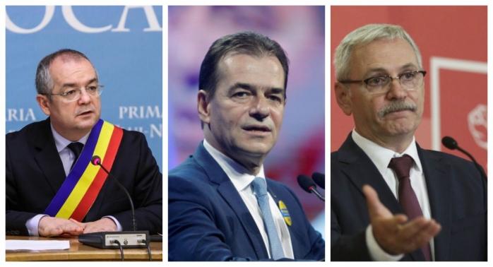 Boc îl compară pe Ludovic Orban cu Liviu Dragnea