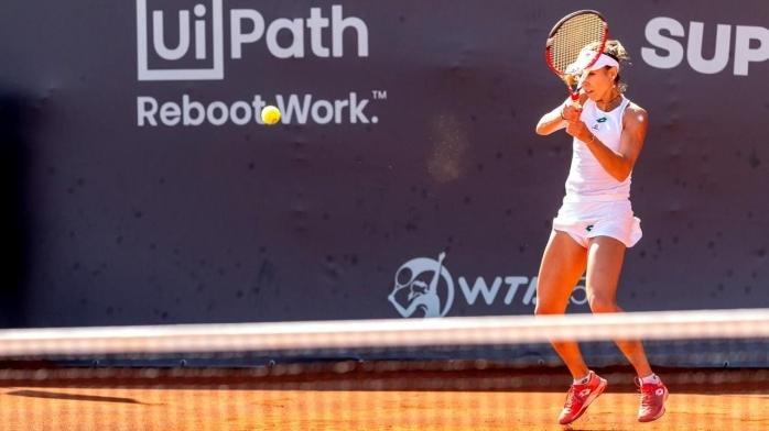 Mihaela Buzărnescu s-a calificat în semifinalele turneului Winners Open de la Cluj-Napoca.