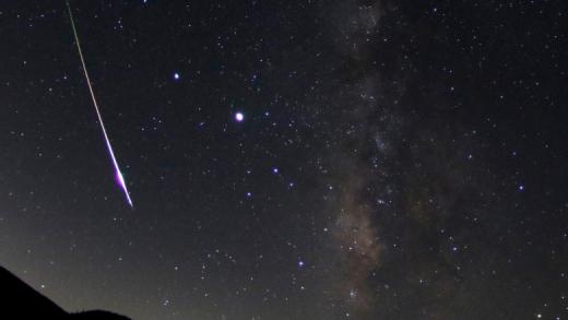 Perseide 2021,  când are loc spectaculoasa ploaie de meteoriți?