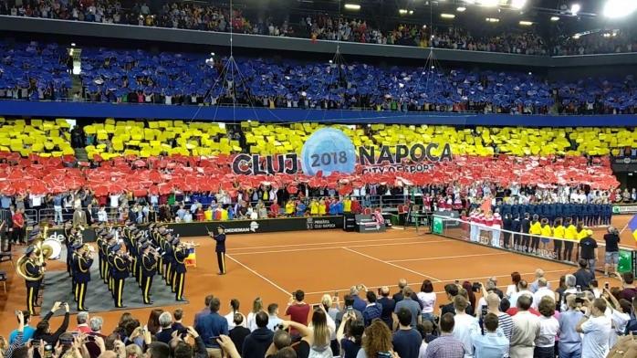 Cluj-Napoca va organiza un nou turneu de TENIS în 2021! BT Arena va fi gazda întrecerii de această dată