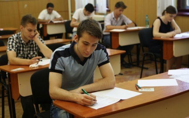 2.855 de absolvenți de gimanziu, admiși în liceu, la Cluj