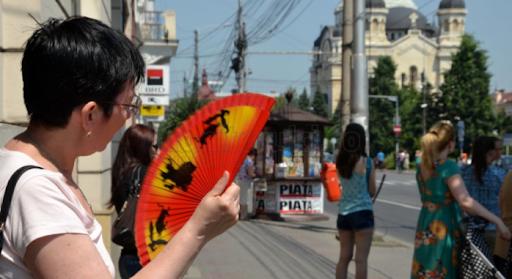 Vremea în Cluj: soarele strălucește din nou pe cer, zile cu căldură. Mai prindem ploaie la EC?