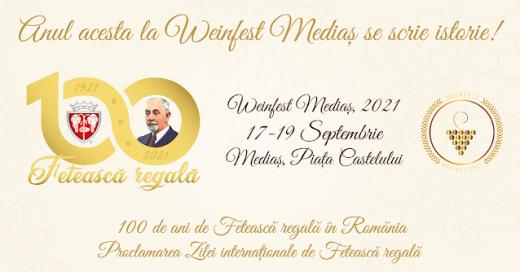 Weinfest 2021, un moment istoric din punct de vedere al industriei vitivinicole