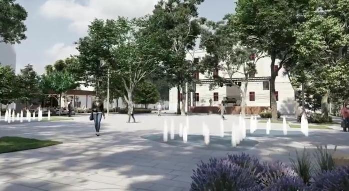 VIDEO. Cum va arăta Parcul Ștefan cel Mare, după modernizare? Plimbare virtuală prin parcul din spatele teatrului