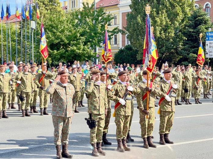 """105 ani de existență a Diviziei 4 Infanterie """"Gemina"""""""