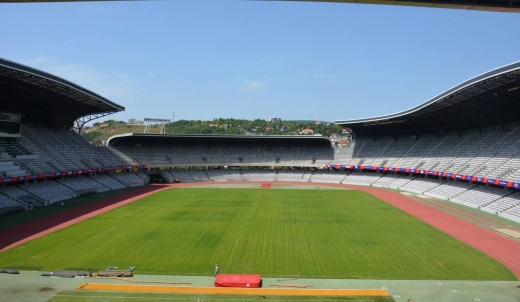 Alin Tișe a semnat contractul pentru închirierea stadionului Cluj Arena pentru festivalul UNTOLD 2021