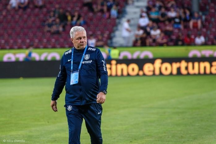 Marius Şumudică a reziliat contractul cu CFR Cluj. Dan Petrescu îi ia azi locul.