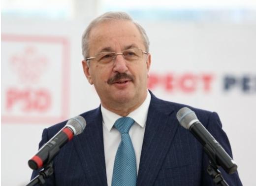 """Vasile Dîncu, despre moțiune: """"Este vorba și de convingerea populației"""""""