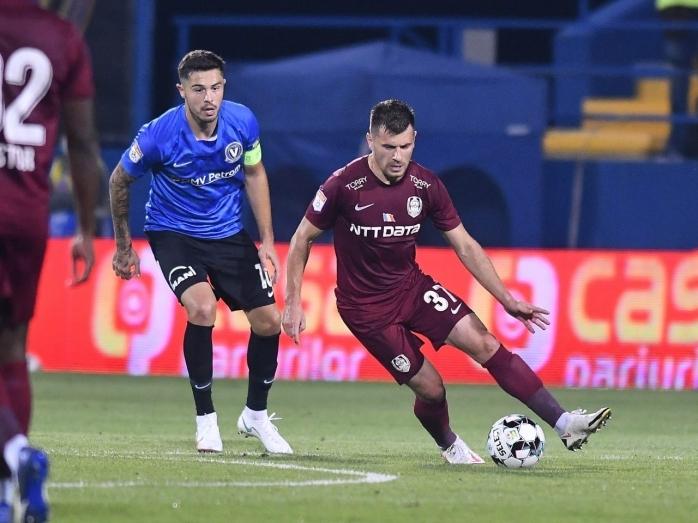 Încă un transfer la CFR Cluj! Mijlocașul Mihai Bordeianu se întoarce în Gruia