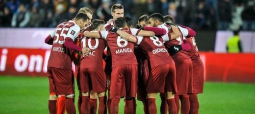 """Dan Petrescu: """"Am revenit într-o perioadă delicată. Locul 2 ar fi un eșec pentru CFR Cluj"""""""