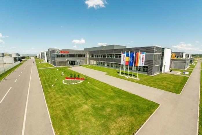 Bosch a deschis oficial a treia hală de producție la Cluj