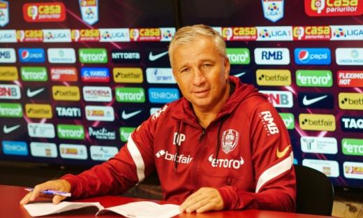 """Dan Petrescu: """"E imporant să uităm ce am făcut aici, să pornim de la zero. Nu sunt eu salvatorul CFR Cluj"""""""