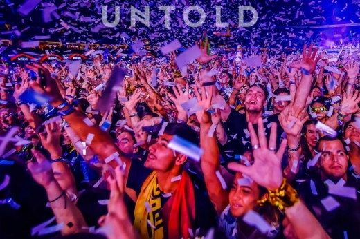 Sistem de plată, check-in și acces în festivalul UNTOLD 2021. Vezi programul pentru ridicarea brățărilor