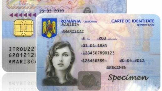 Primele cărți de identitate electronice din România, eliberate miercuri la Cluj-Napoca