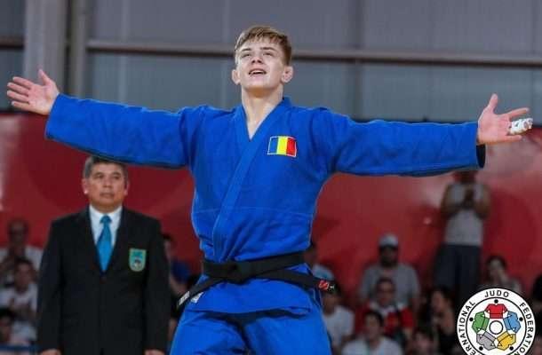 Clujeanul Adrian Șulcă, CAMPION EUROPEAN la JUDO!