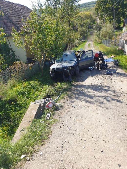 Accident MORTAL în Tioltur! Alte trei persoane, rănite