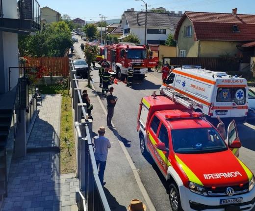 ACCIDENT Grav în Cluj-Napoca! O persoană decedată