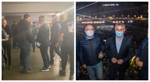 FOTO. Lucian Bode, înainte și după POZA OFICIALĂ la UNTOLD