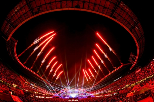 Zi record la UNTOLD 2021: 75.000 de fani au participat sâmbătă la festival