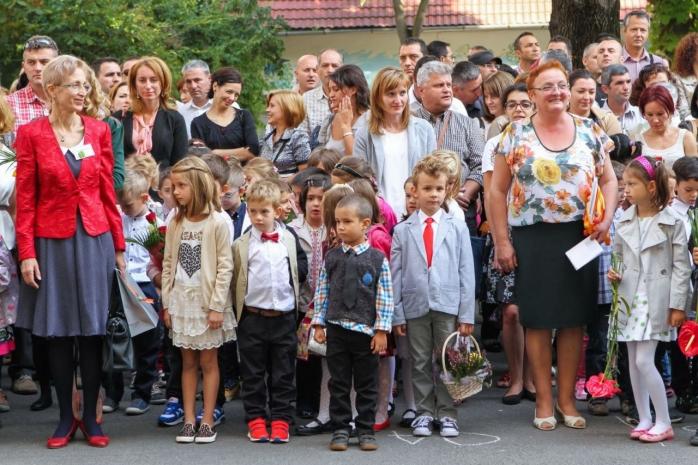 Directorii de școli vor decide dacă părinții pot participa la festivitatea de deschidere a anului școlar 2021/2022