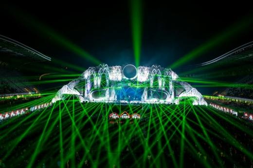 Peste 265.000 de festivalieri la Untold 2021. Încă trei persoane testate pozitiv nu au putut participa