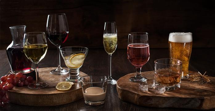 Cele mai sănătoase băuturi alcoolice. Consumate în cantități moderate ajută organismul
