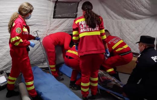 """VIDEO. O noapte de gardă la Untold. Paramedic: """"Unele cazuri au ajuns la spital, au intrat de urgență în operație"""""""