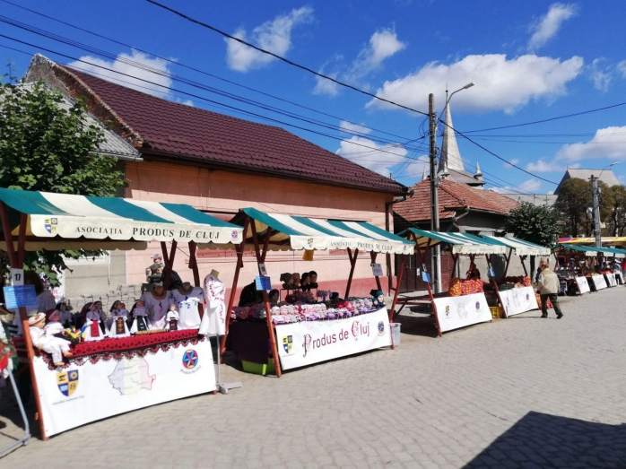 Târgul Produs de Cluj ajunge în weekend la Gherla