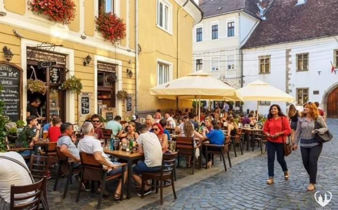 Restaurantele pot rămâne deschise, indiferent de incidența cazurilor de Covid. Care sunt condițiile