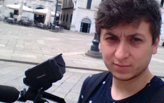 """VIDEO. Jurnalist clujean BĂTUT CRUNT de hoții de lemne: """"Vă omor, vă omor"""""""