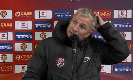 """Dan Petrescu SE TEME de meciul cu Universitatea Craiova: """"Va fi un meci foarte important pentru mine"""""""