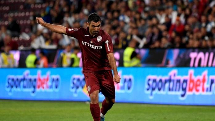 """VIDEO. Juan Culio, în lacrimi după meciul CFR Cluj - CSU Craiova 1-0: """"Când simt că nu merge, eu pun STOP"""""""