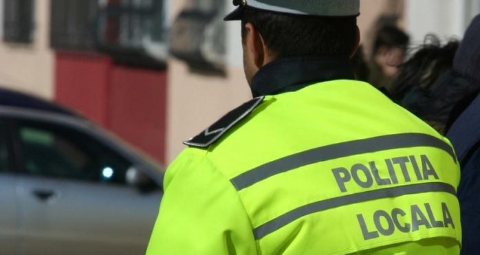 Polițiștii clujeni, amenințați cu SECUREA de un bărbat din Iași