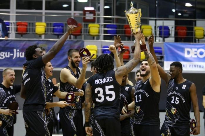 Baschet: U-BT Cluj a câștigat primul trofeu al sezonului