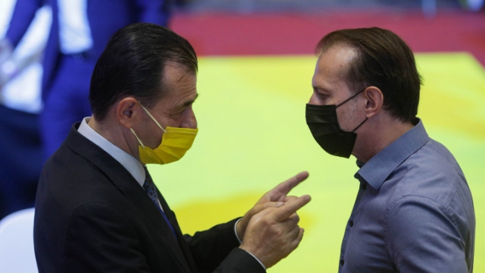 Liberalii își aleg ASTĂZI președintele. Ziua confruntării dintre Florin Cîțu și Ludovic Orban