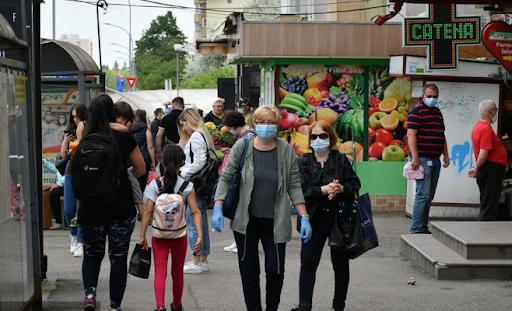 Incidența COVID-19 se apropie de 5 la mia de locuitori în municipiul Cluj-Napoca