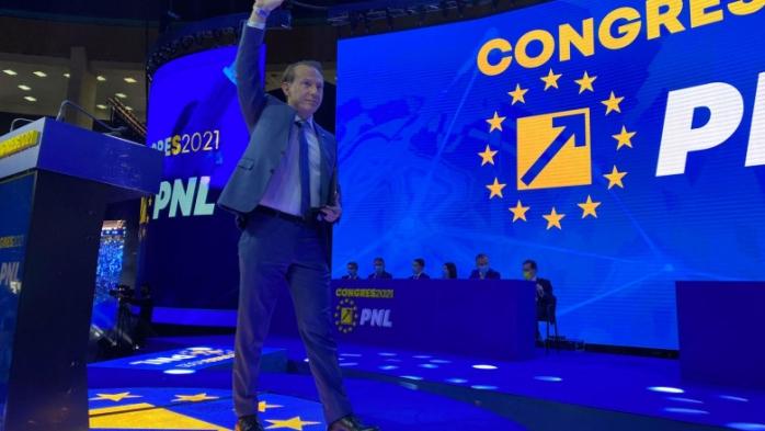"""VIDEO. Florin Cîțu huiduit la congres de susținătorii lui Orban: """"Numai Dragnea făcea aşa ceva"""""""
