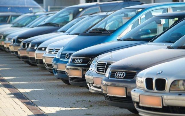 Mașinile SECOND HAND aduse din străinătate s-ar putea scumpi. Autoturismele vor fi declarate personal la RAR